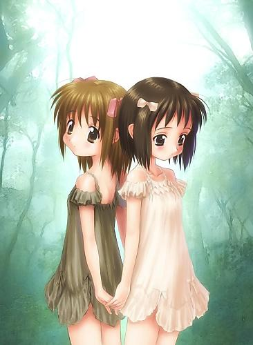 Like sisters  anime