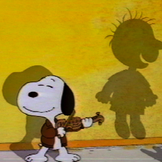 Snoopy fiddle sq crop