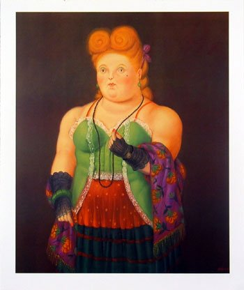 Botero high society