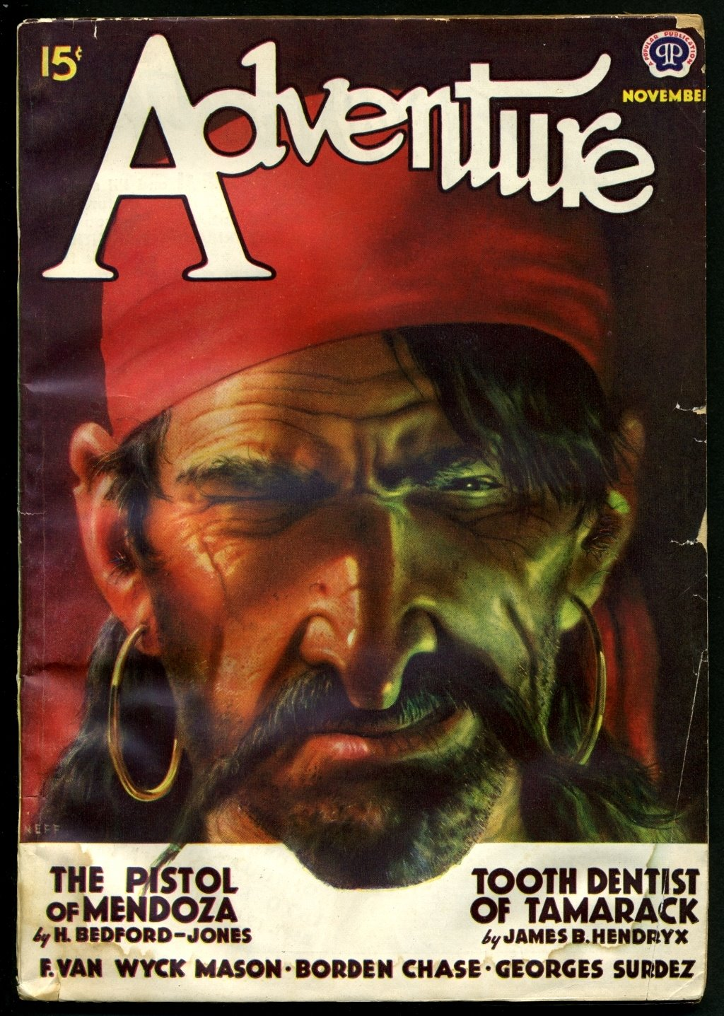 1939 11 adventure neff