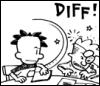 Large diff