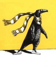 Penguin hero