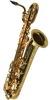 Large bari sax