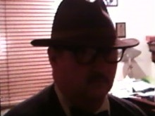 Oldman with a hat