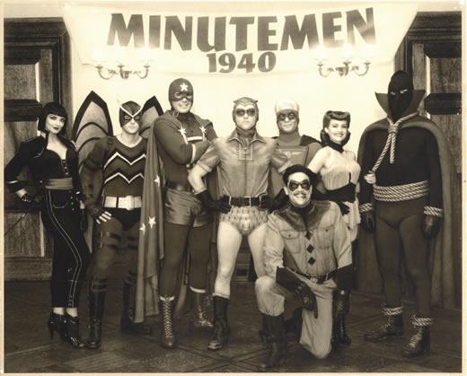 Watchmen minutemen