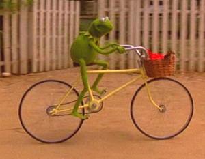 Kermitbike