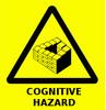 Large cognitivehazard