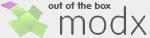 Modx logo