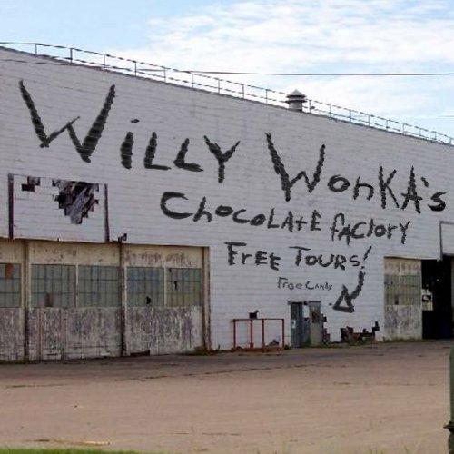 Willy wonka factory
