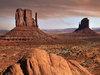 Large desert landscape