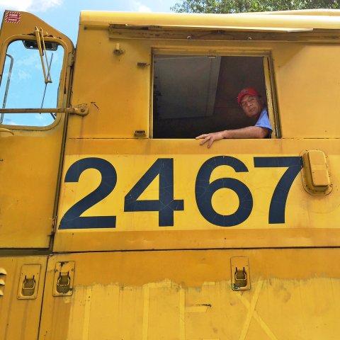 Doug train 1