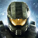 Halo 4 master chief 128x128