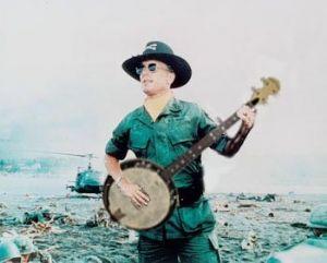 Apocalypse banjo