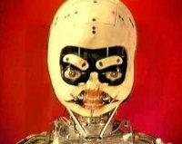 Chucky head
