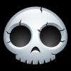 Large skull icon