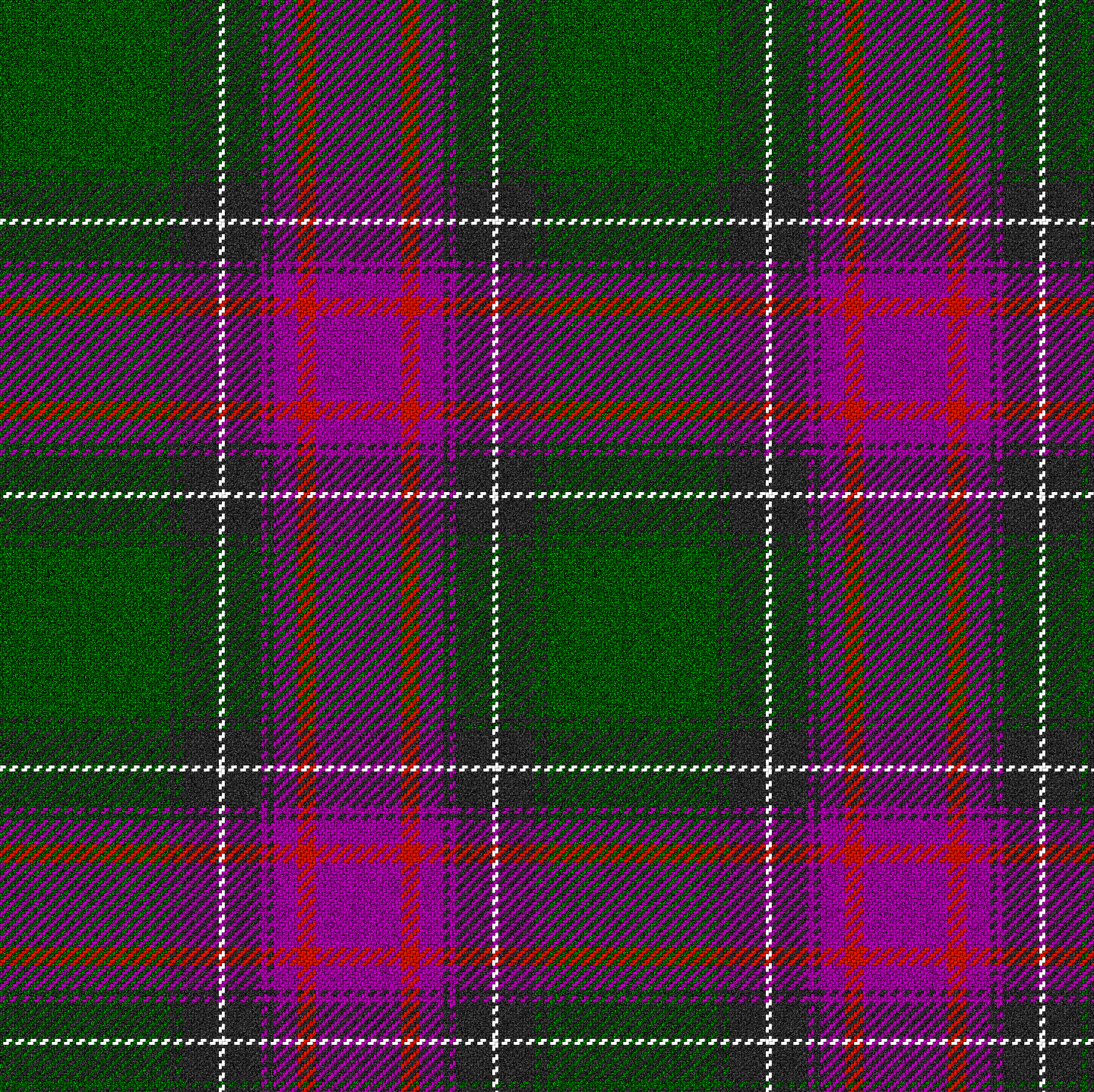Official state of new hampshire tartan