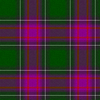 Large official state of new hampshire tartan