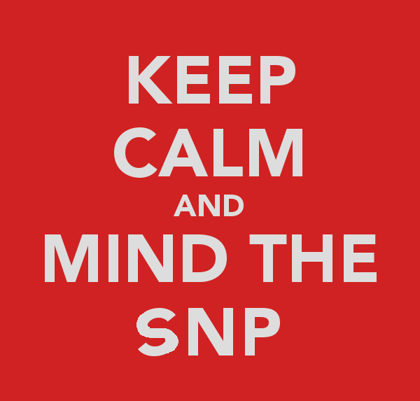 Kca mind the snp