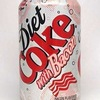 Large diet coke