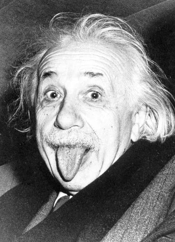 Einsteinfunny