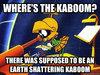 Large kaboom