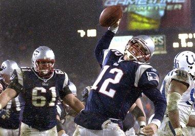 Brady spike