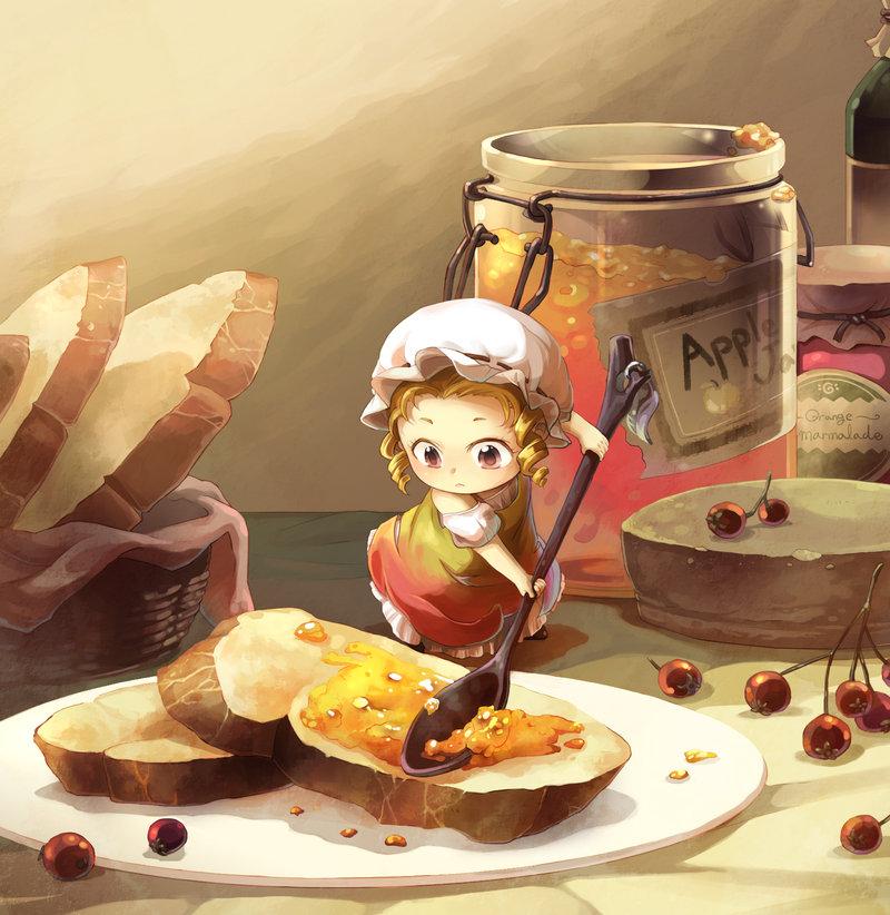 Apple jam  fairy by mushstone d3d92vp
