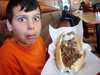 Large glen with cheesesteak