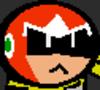 Large protoman head