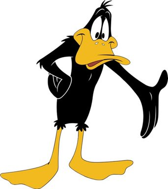 Daffy duck xx