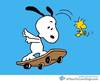Large snoopy rides again