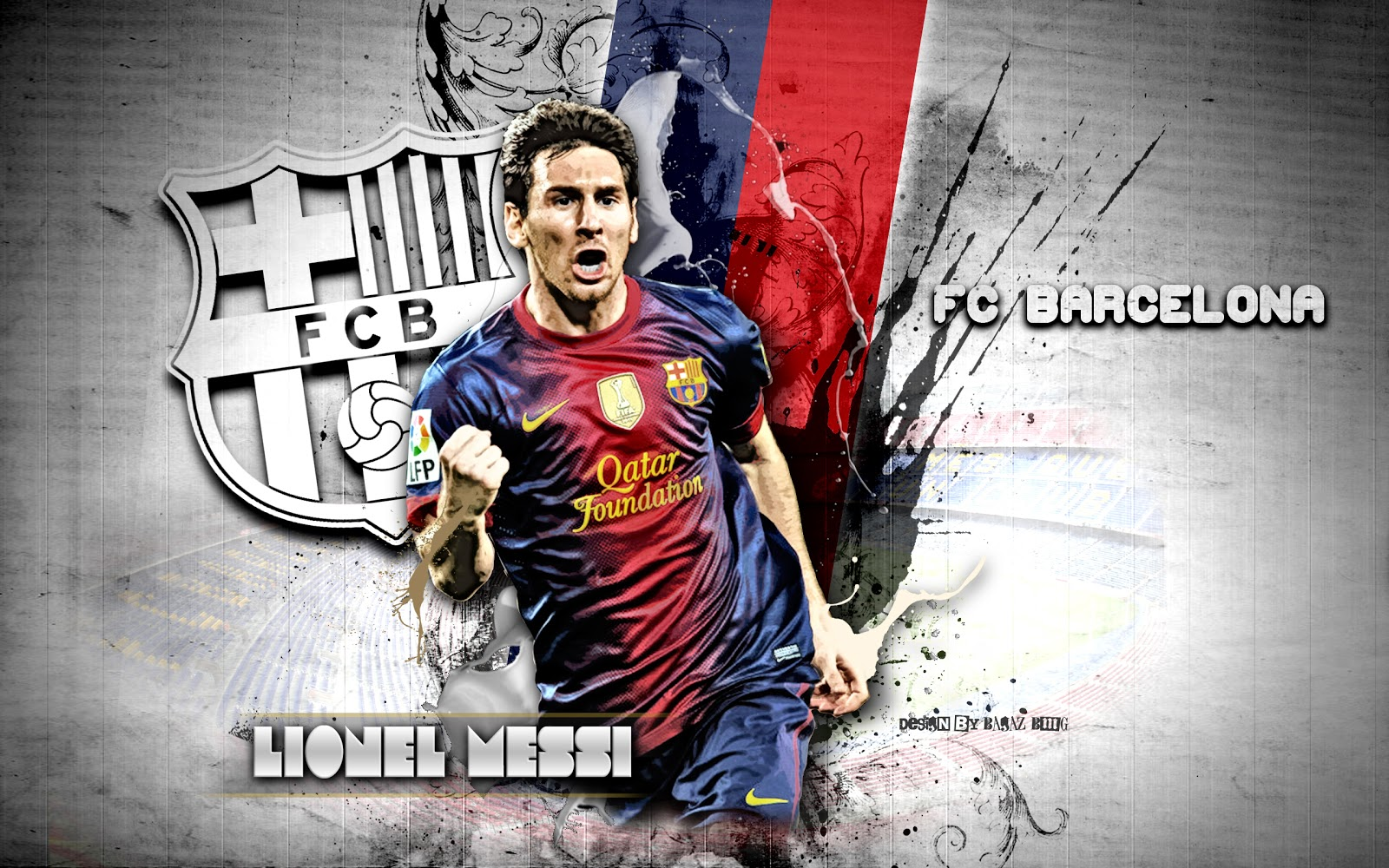 Lionel messi 2013 full hd wallpaper 2