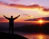 Large praising god2