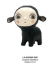 Large nathalie choux black sheep 2