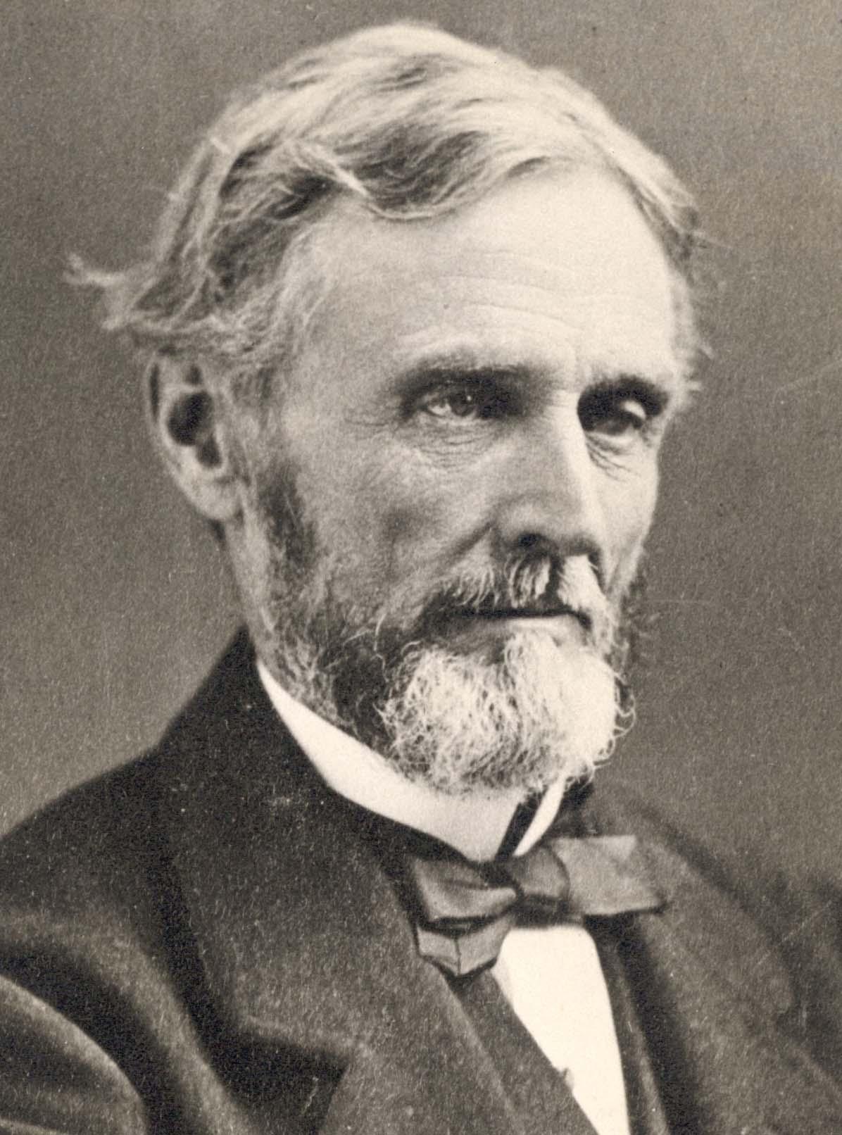 Jefferson davis   1875