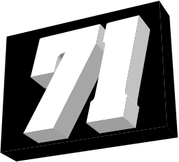 71  3d