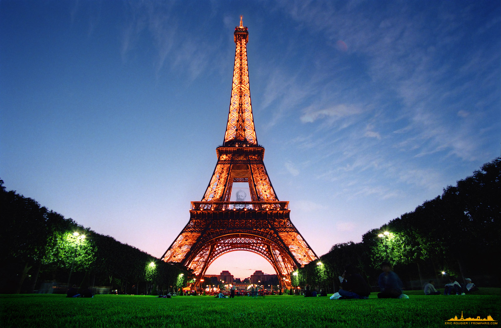 Eiffel tower cities travel