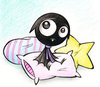 Large pillows and a bat ruby gloom 11443577 600 586
