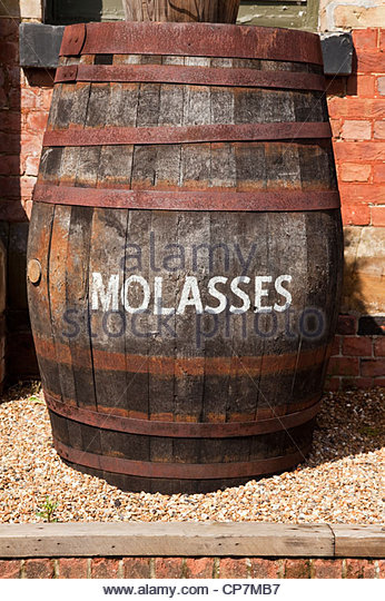 Wooden barrel molasses cp7mb7