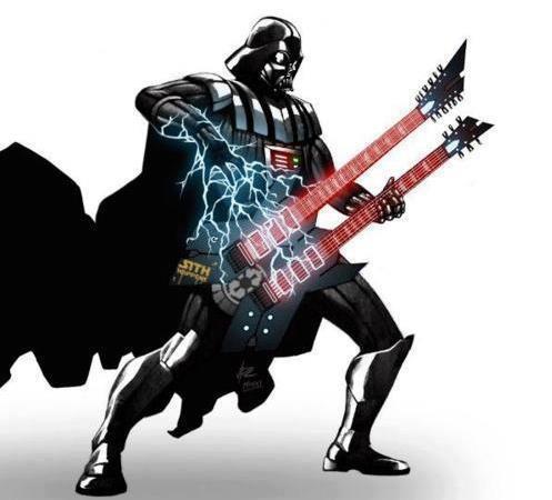Guitar vader
