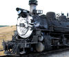 Large cumbres toltec steam engine   tiny
